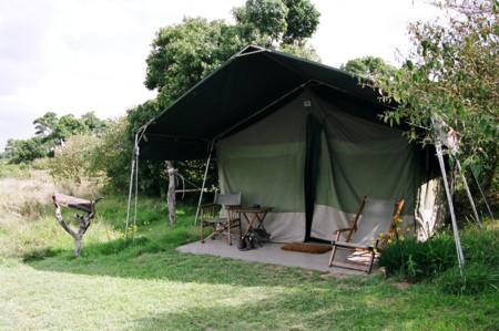 C&ing & Mnyama Pori Safaris - Twende Porini. | Kenyan Safari Porini ...